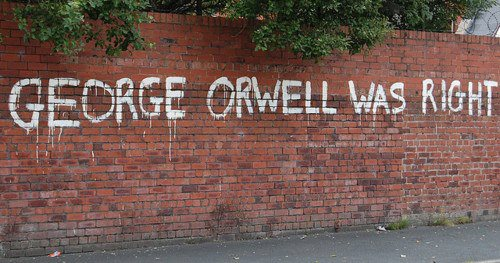 1984 ~ George Orwell was right