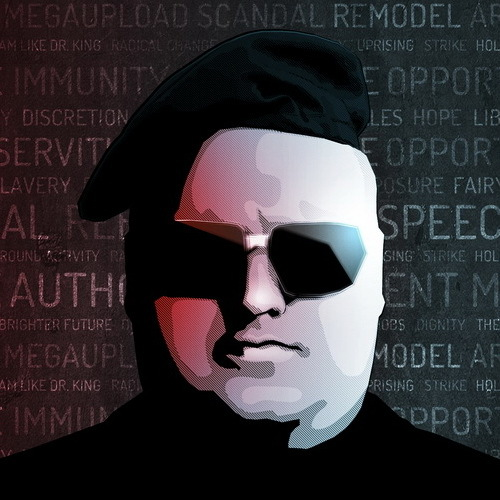 Kim Dotcom ― nominee for New Zealander of of the Year