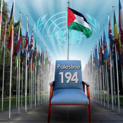 Palestine ― welcome to the Community of Nations