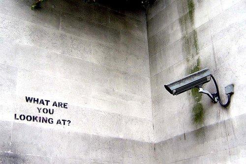 Surveillance State . . .