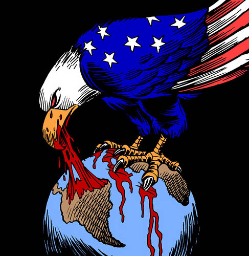 US Government ― the enemy of all humanity