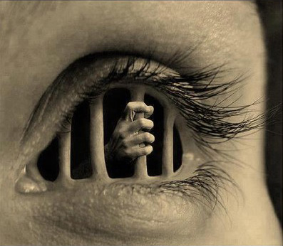 Prison of the mind . . .