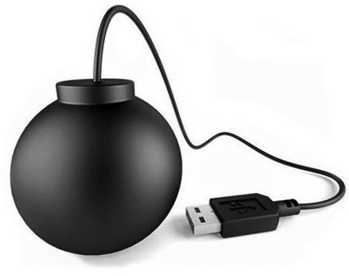 Image: USB Cyber Bomb