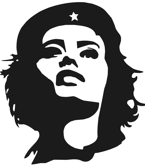 Image: Revolutionary Woman