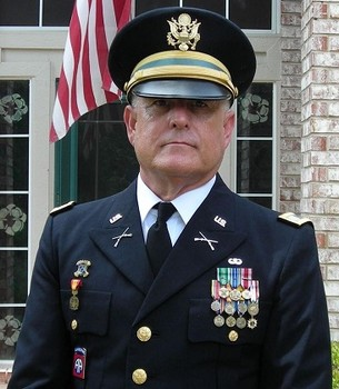 Image: Captain Terry Michael Hestilow - US Military (retired)