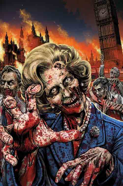 Image: Margaret Hilda Thatcher