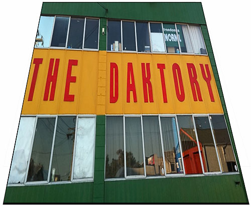 Image: Auckland Daktory, 2012