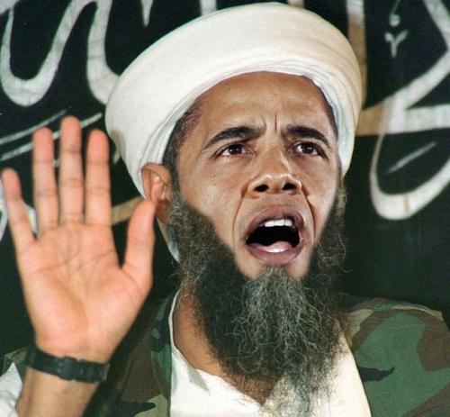 Image: Obama bin-Laden
