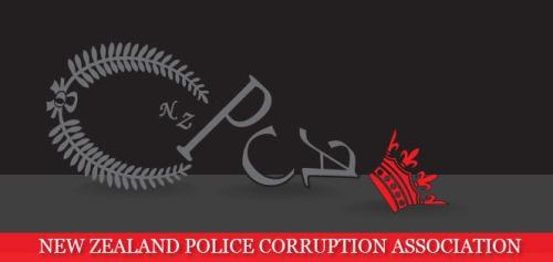 "Logo: ""New Zealand Police Corruption Association"""