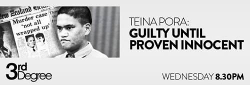 Teina Pora, TV3 News