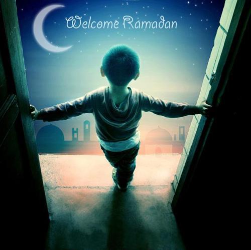 "Image: ""Welcome Ramadan"" ~ Palsharing"