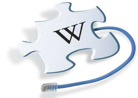 Image:  Wikipedia and the World Wide Web