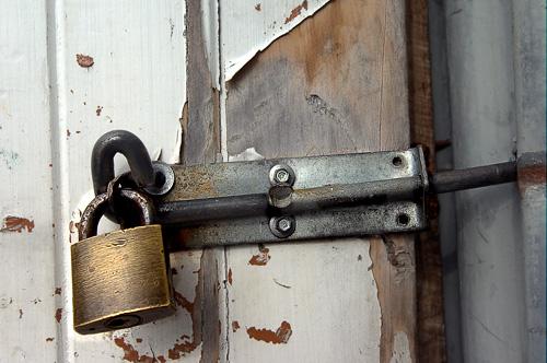 Image: padlock